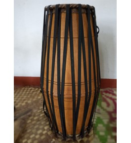 Maddalam of Palakkad Kerala Percussion Musical Instrument Type of Dholak