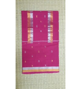 Venkatagiri Saree Cotton Blend by Jayakumar Handlooms