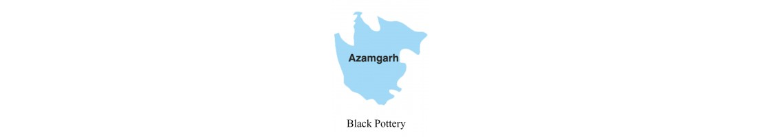 AZAMGARH (BLACK POTTERY)