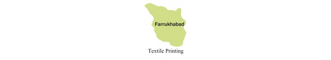 FARRUKHABAD (TEXTILE PRINTING)