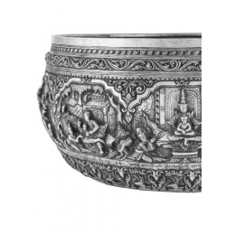 BENARAS METAL REPOUSE CRAFT