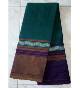 Beautiful Handloom Cotton Kandangi Sarees for Women