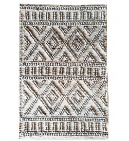 Special Designer Sitapur Handmade Cotton Dari for Home Decor (2x3 Ft) By Arafat Handlooms