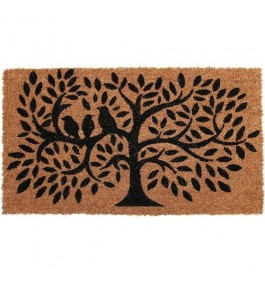 Allppeye Coir PVC Backed Doormat  For Entrance