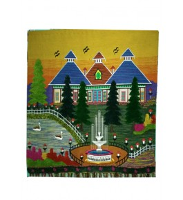 Ghazipur Wall Hanging By Mohammad Israil Handicrafts