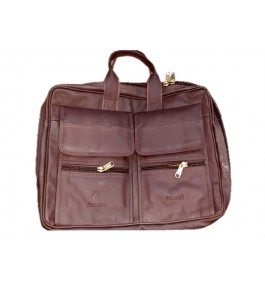 Kanpur Leather Premium Laptop Bag