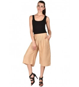 MS Bottom Stylish Rayon Culottes For Girls & Women