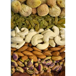 DRY FRUITS & SPICES