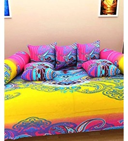 BhaiJi's Abstract Beautiful Design Diwan Set