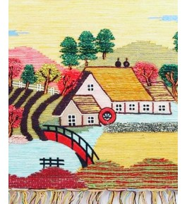 Colourful Decorative Ghazipur Wall Hanging For Wall Decor