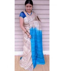 Handloom Champa Silk & Fabrics Fancy Designer Saree for Women