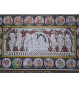 Spectacular Art of Orissa Pattachitra Painting for Home Decore