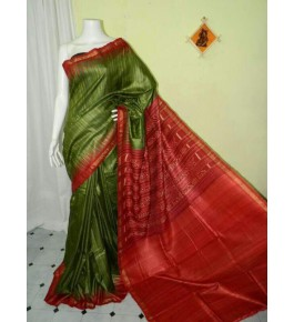 Traditional Weaving Gopalpur Tussar Saree for Women for Ethnic Look