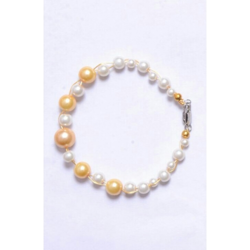 Freshwater Pearl Necklace For Women( RS Textile )