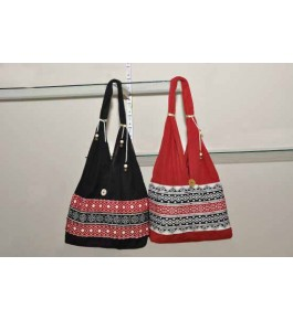 Unique Hand Woven Toda Embroidery Shoulder (Sling)  Bag for Women