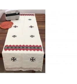Unique Hand Woven Toda Embroidery Stole for Women