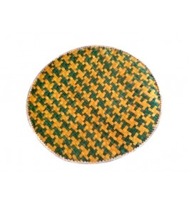 Traditional Handmade Table Mat Made by Screw Pine Leaf of Kerala