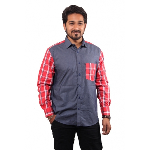 Favio Casual Cotton Men's Shirt