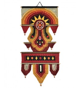 Ethnic Cotton Tapestry Solapur Wall Hanging
