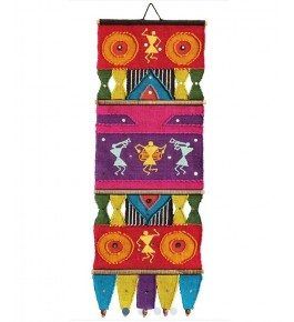Exclusive Wall Hanging Of Solapur Attractive Color Shades
