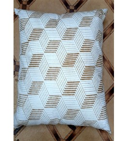 Designer Printed Cannanore Home Furnishings Handloom Cushion Cover  for Home Decor