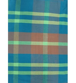 Cannanore Home Furnishings Handloom Cotton Double Bedsheet for Home Decor