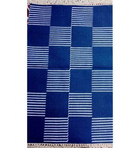 Warangal Durrie Hand Woven Cotton By Haasini Handloom