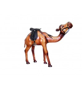 Leather Toy Of Indore Camel Animal By Appu Arts