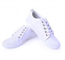 Scootmart White Sneaker For Men