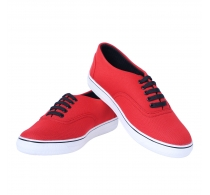 Scootmart Red Sneaker For Men