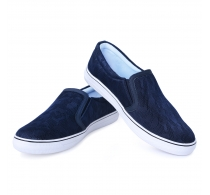 Scootmart Blue Loafer For Men