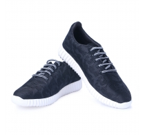 Scootmart Black Sneaker For Men