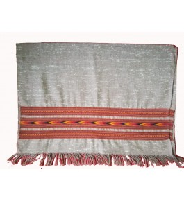 Hand Woven & Crafted Kullu Woolen Shawl By The Manisha Mahila Handloom