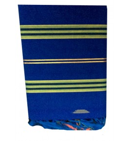 Balaramapuram Handloom Designer Blue Cotton Saree for Women