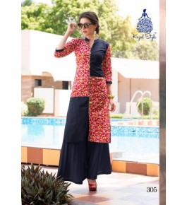 Women's Designer Cotton Kurti