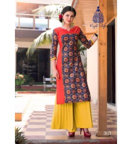 Bombay Threadz Designer Cotton Kurti For Women