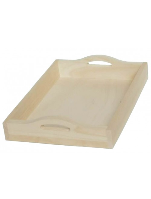 Hand Crafted Wooden Serving Tray By Osa Exim Pvt. Ltd.