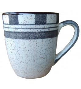 Handmade Khurja Pottery Coffee Mug By Brite Industries