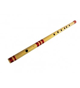 Natural Bamboo Flute/Bansuri By Nabi & Sons