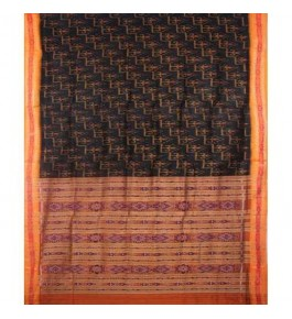 Attractive Brown Khandua Silk Saree for Women