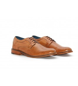 E.I. Leather Lace-up Formal Brown Men's Shoes