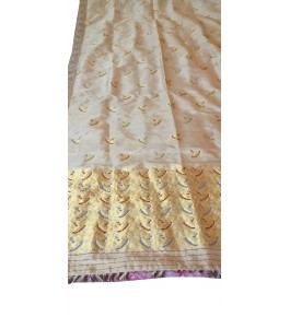Muga Silk Handloom Saree For Women By M/S Padminee Handloom