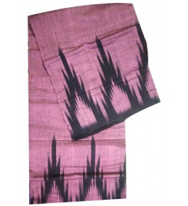 Traditional Pochampally Ikat Handloom Cotton Saree for Women