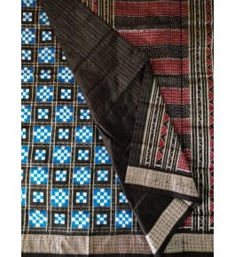 Orissa Ikat Handloom Silk Saree By Sabat Exports Pvt.Ltd.