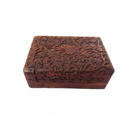 Wooden Jewellery Box For Women Jewellery By Shakir Rabbani Wood Handicraft