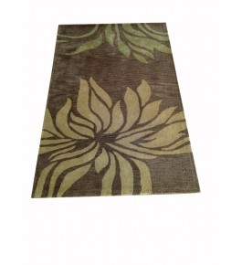 Hand Tufted Durable Quality Wool Durrie By Vinay Carpet