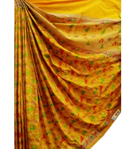 Banaras Brocades & Saree Shikargah Silk Handloom For Women By Swaleh Ansari