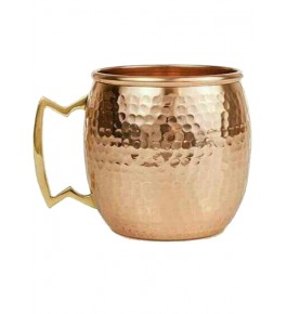 Moradabad Metal Craft Mug By Tijarat Metal Handicrafts