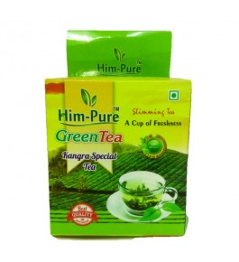 Green Tea–Kangra Special Tea By Himalaya Natural & Herbal Products