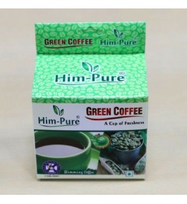 Him-Pure Green Coffee By Himalaya Natural & Herbal Products